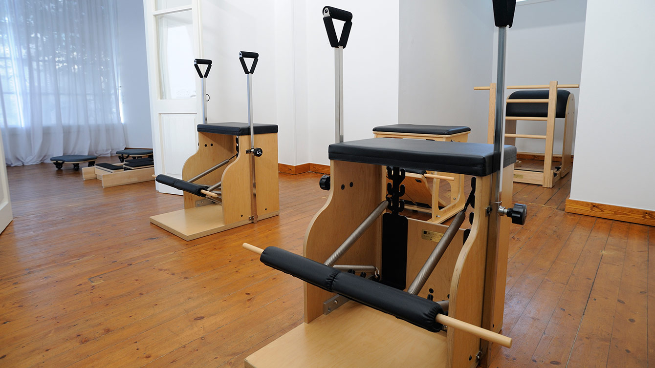 Limassol Studio The Pilates Combo Chair